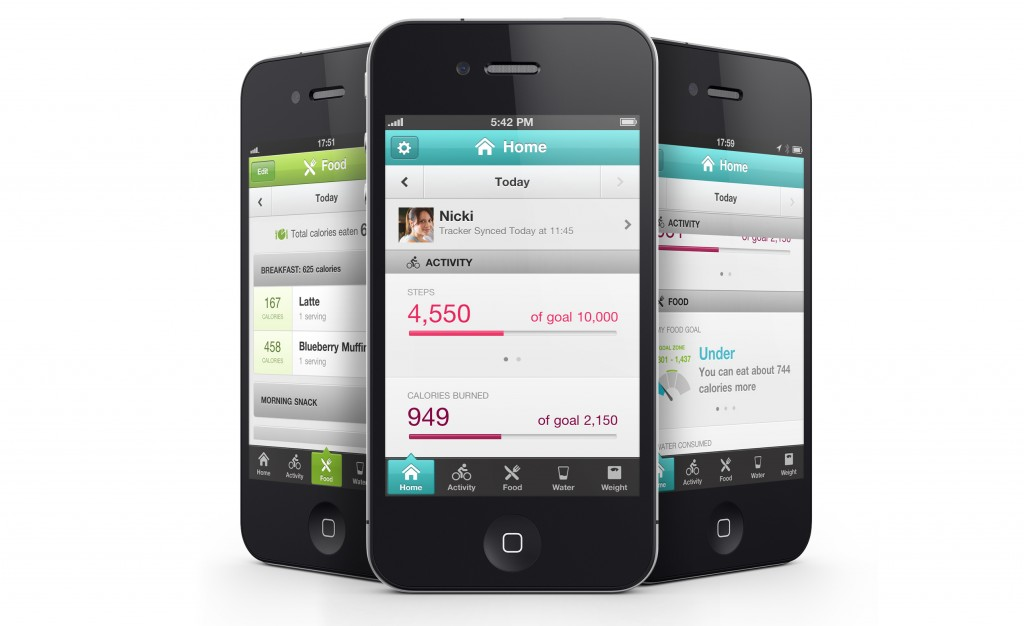Fitbit One App