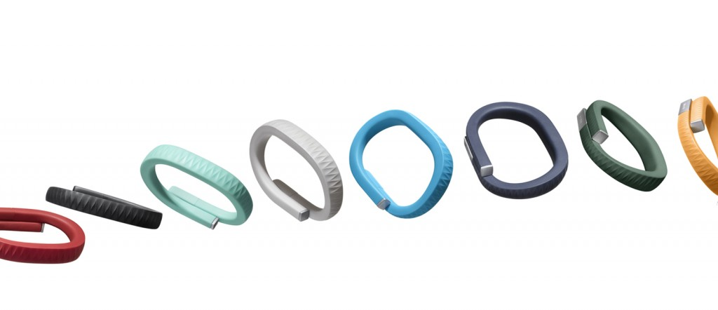 Jawbone UP Colours