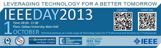 IEEE Day 2013