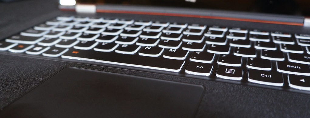 Lenovo Yoga 2 Pro Keyboard Backlight