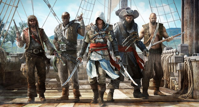 Assassins creed 4 black flag для слабых пк
