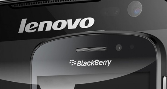 Lenovo BlackBerry
