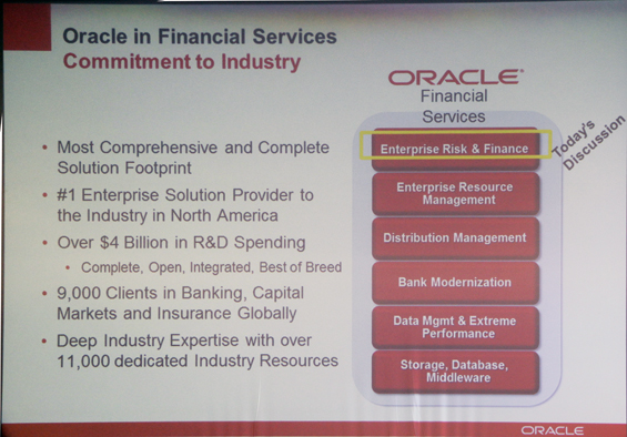 Oracle Banking Forum
