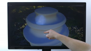 Leap Motion Free Form