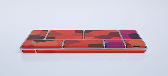 Motorola Project Ara 3D Systems