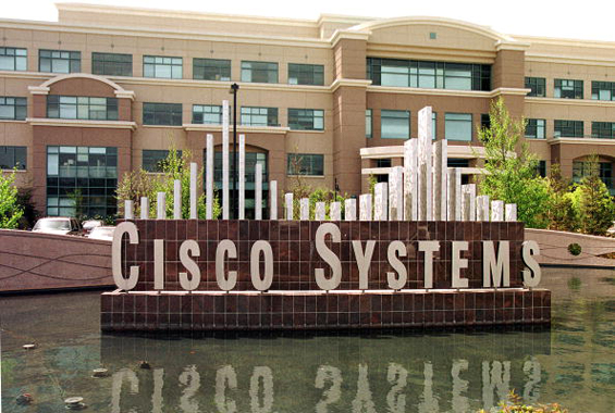 FILE PHOTO  Cisco Systems Inc. Expected To Post Second Quarter Profits