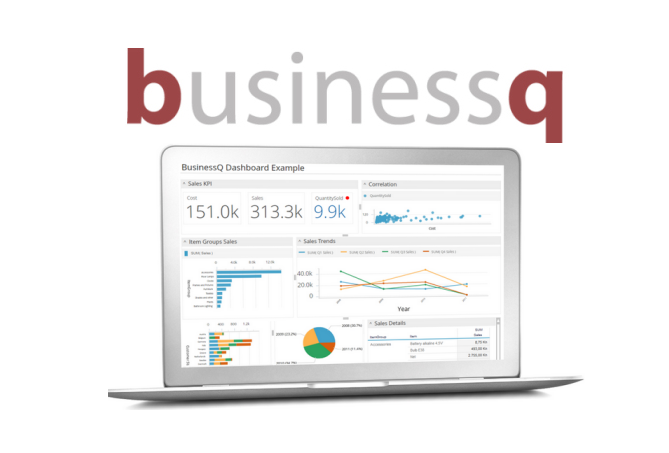 BusinessQ Business İntelligence