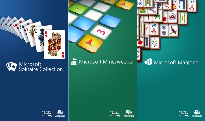 Microsoft Windows Phone игры