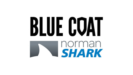 Blue Coat Norman Shark