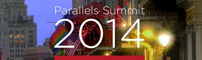 Parallels Summit 2014