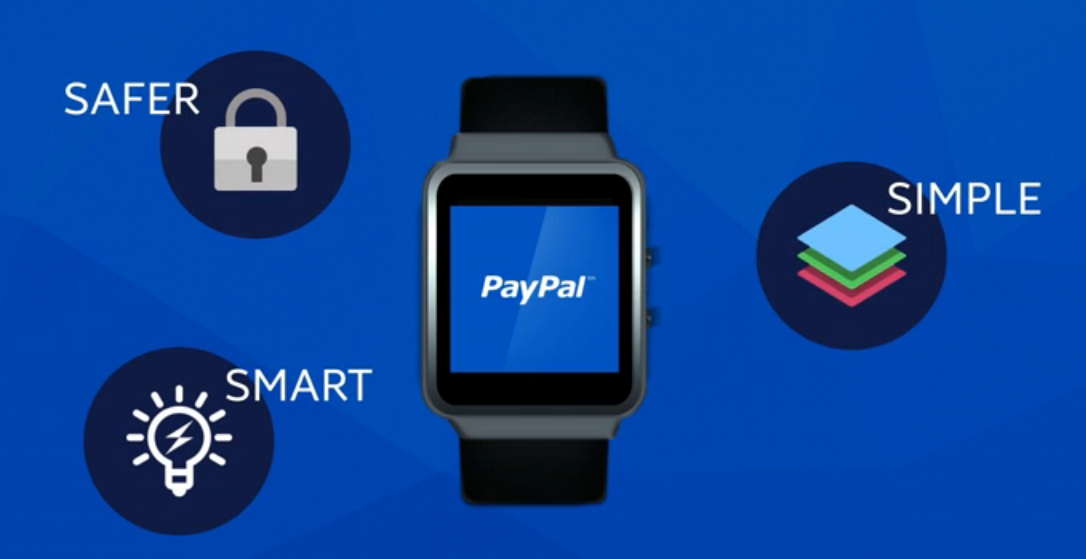PayPal Samsung Gear 2 Neo