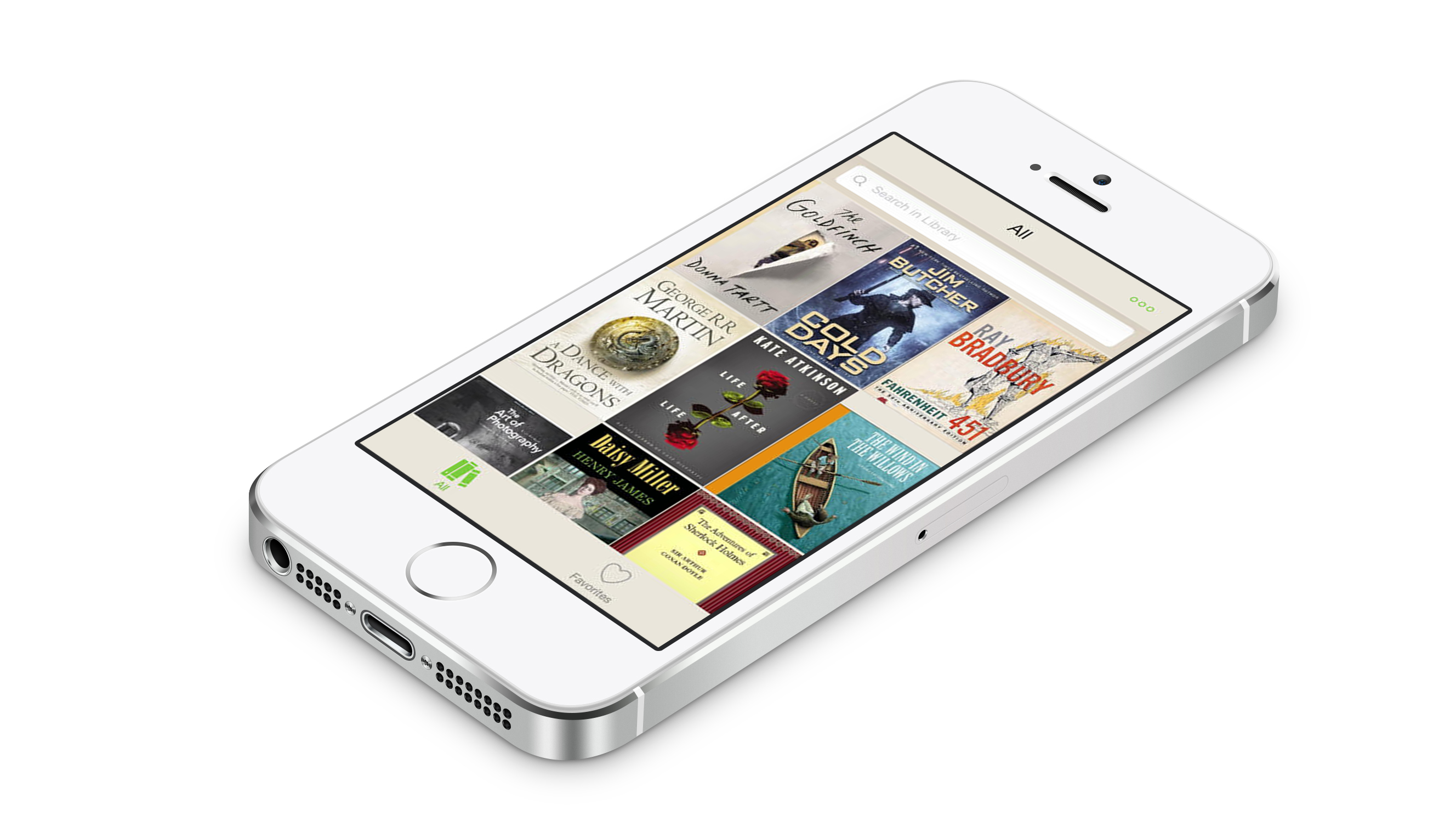 PocketBook Reader iOS