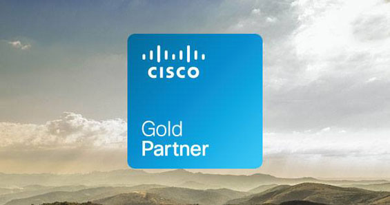 Cisco Gold Certified Partner