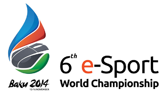 6th e-Sports World Championship BAKU 2014