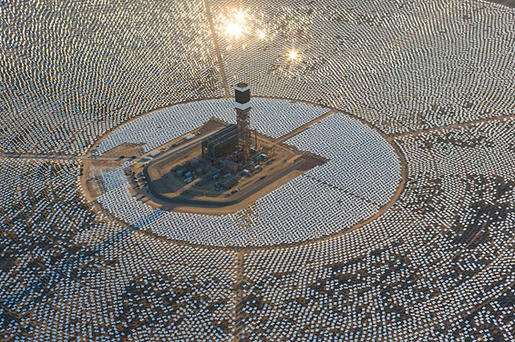 Ivanpah Solar Power Facility_1