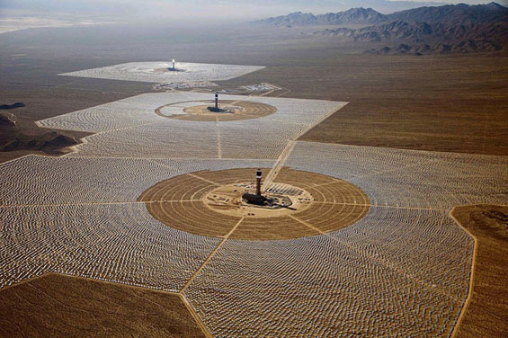 Ivanpah Solar Power Facility_2