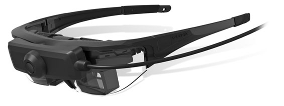 VUZIX CORPORATION STAR 1200 XL