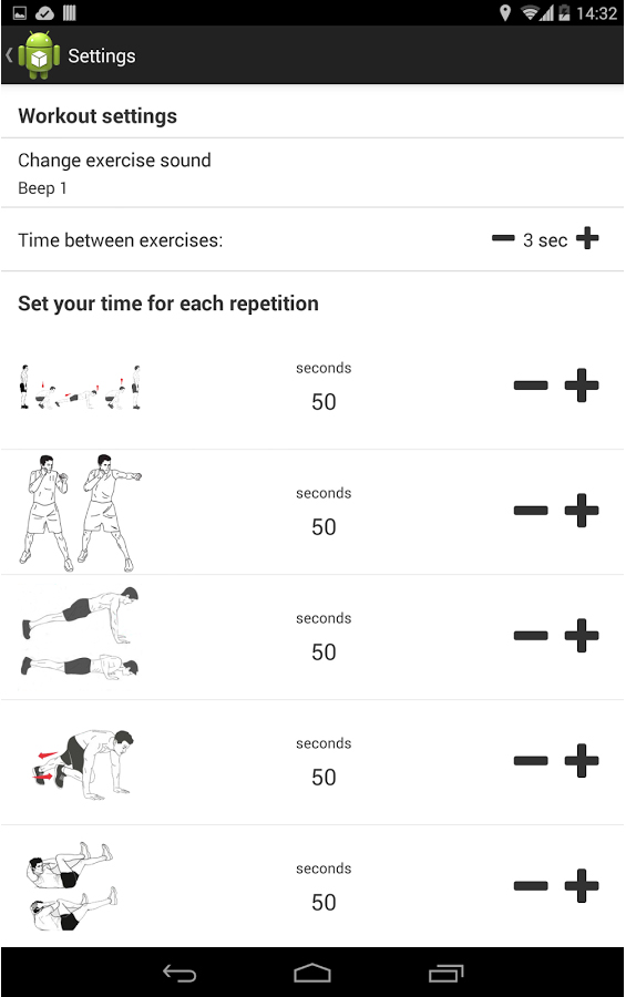 5 Minute Morning Workout 1