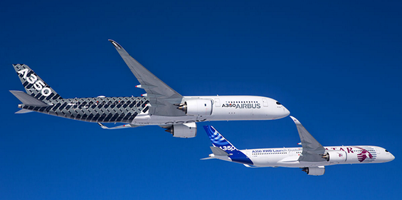 Airbus A350 1