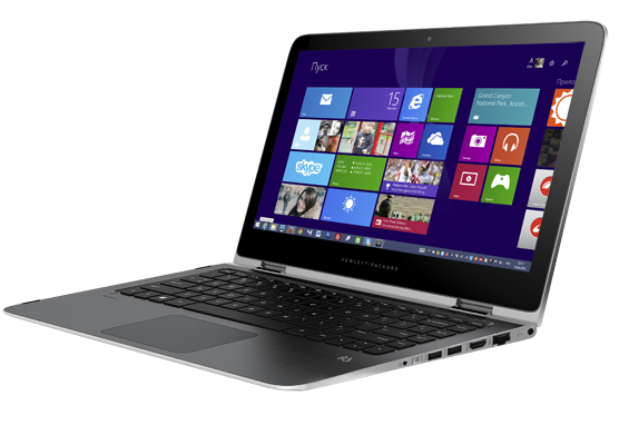 HP Pavilion x360 Convertible: трансформация привычек