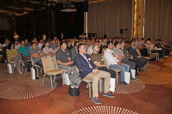 IDC IT Security and Datacenter Transformation Roadshow 2015