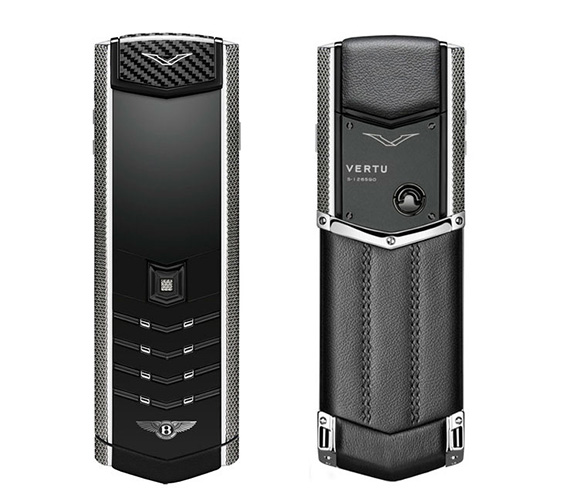Vertu Signature for Bentley_1