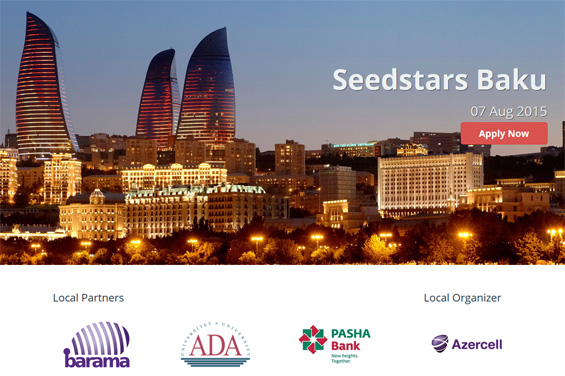 Seedstars World Baku