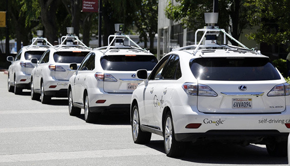Google_Selfdriving_car