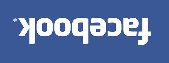 facebook-logo-upside-down
