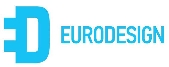 Eurodesign new logo