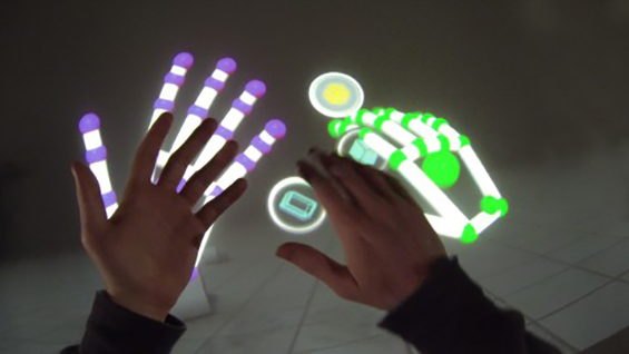 Leap Motion Orion