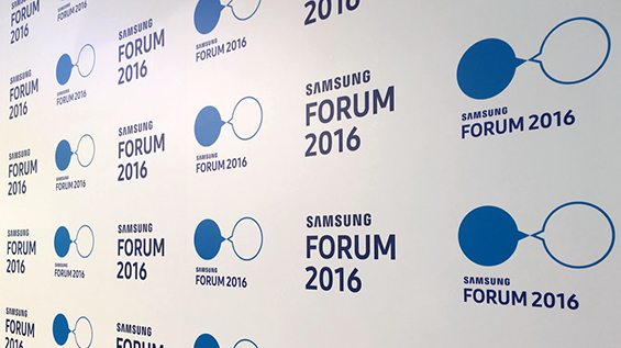 Samsung CIS Forum 2016