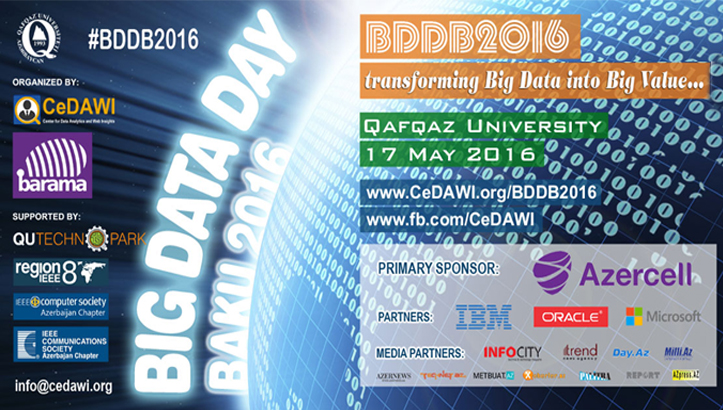 Big Data Day Baku 2016