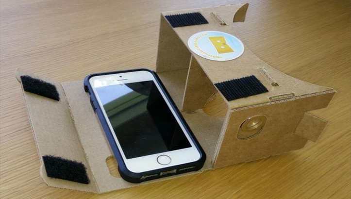 iOS and Google Cardboard