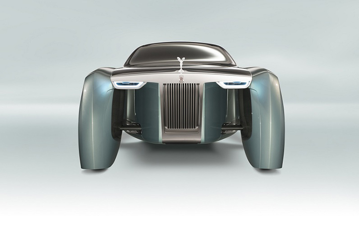 Rolls-Royce Vision concept