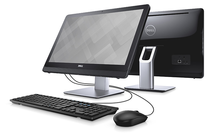 Inspiron 22 3000 Series AIO Touch Computer with Peripherals