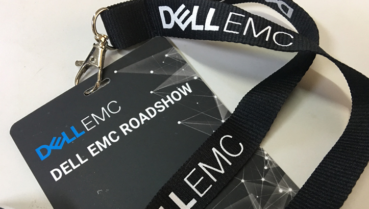 Dell EMC RoadShow 2016