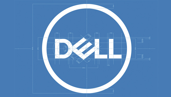 DELL new logo