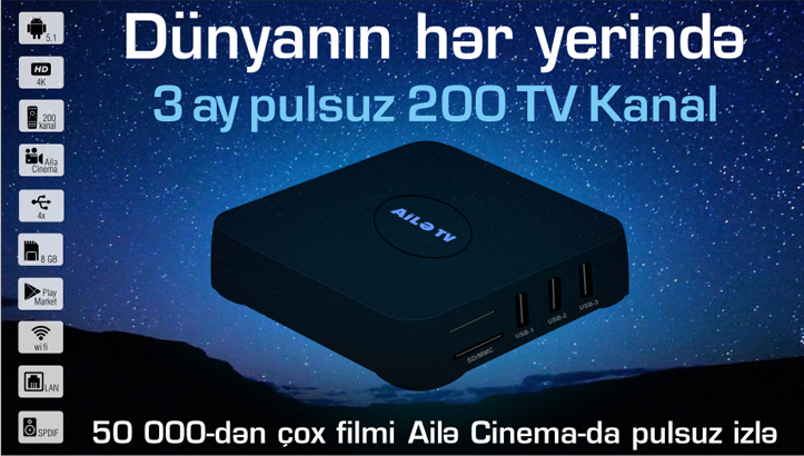 Ailə TV Player