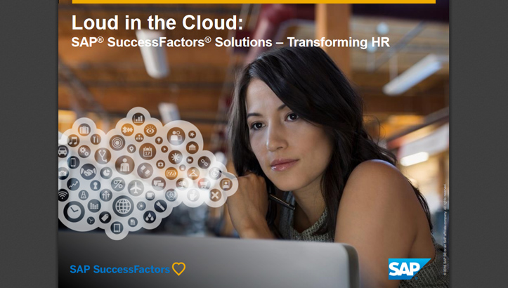 SAP SuccessFactors HCM Suite