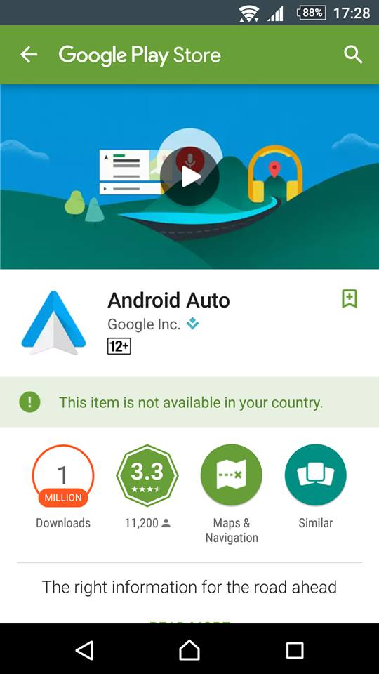 are logged google android app store download settings