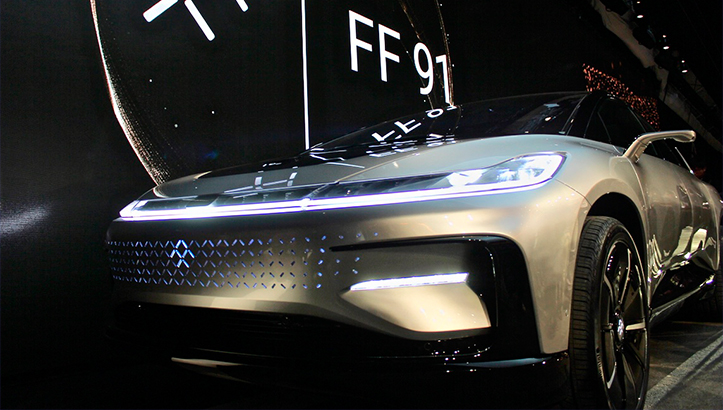 Faraday Future FF