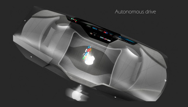 Apple vehicle