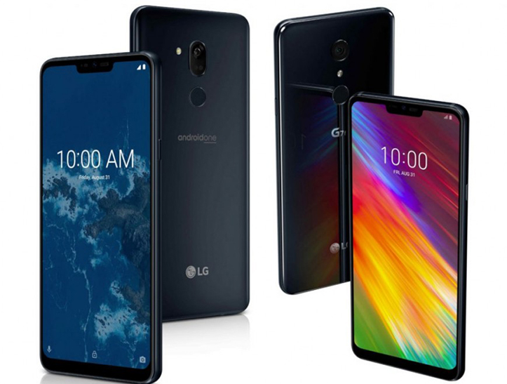 LG G7 One и G7 Fit