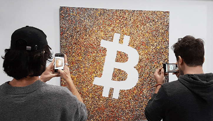 Bitcoin Art (r)evolution