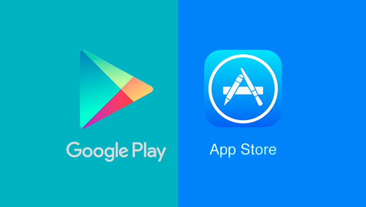 App Store Google Play 76 млрд. долларов