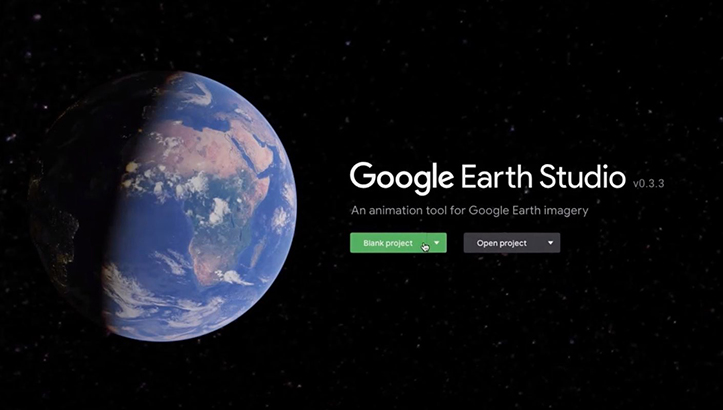 Google Earth Studio 3D