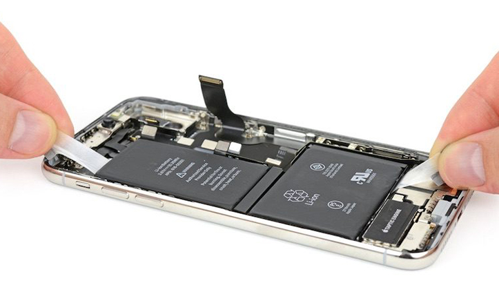 Apple battery