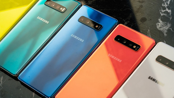 Samsung Galaxy S10+ Consumer Reports
