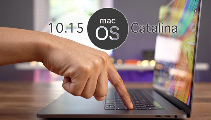 Apple macOS 10.15 Catalina